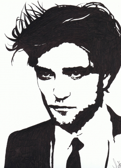 Robert Pattinson par monhayden1